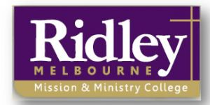 Ridley Melbourne - Education WA