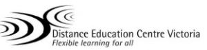Distance Education Centre Victoria - Education WA
