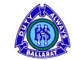 Ballarat High School - Education WA